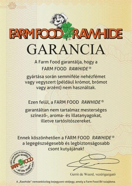 Farm-Food-Rawhide - Farm-Food-Rawhide-Garantie-GARANCIA-HUN.jpg
